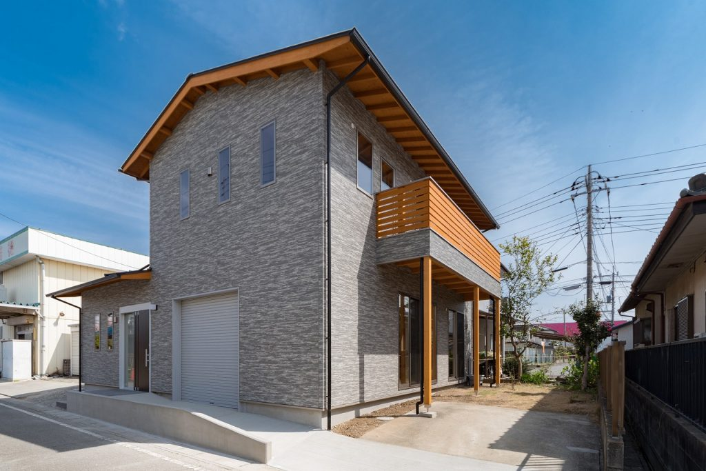 長期優良住宅で安心な薪ストーブのある家