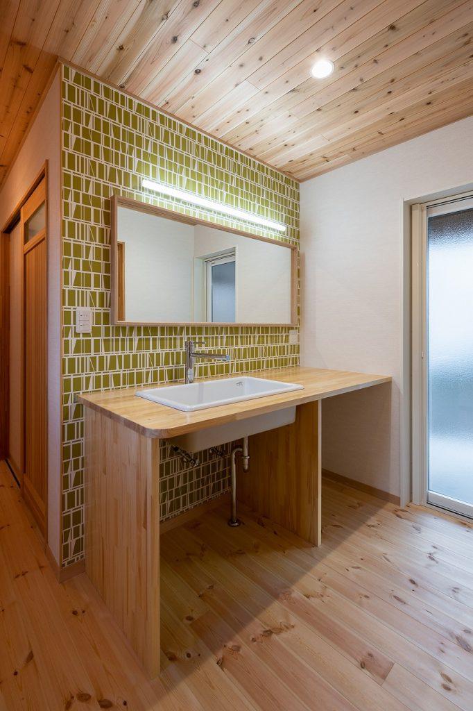 DIYで造る和の平屋住宅