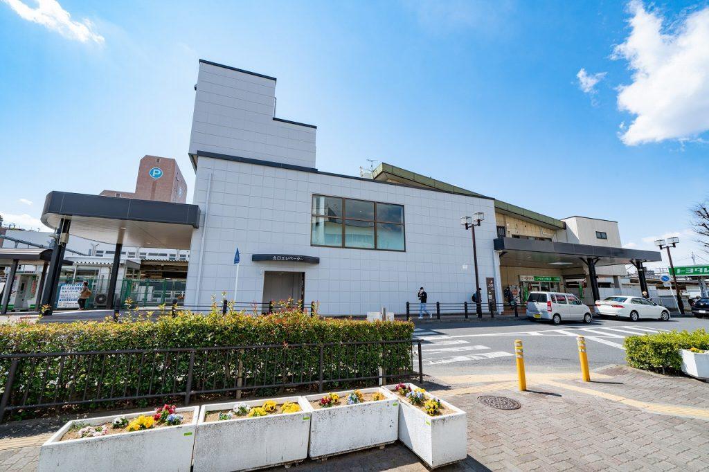 本庄駅自由通路