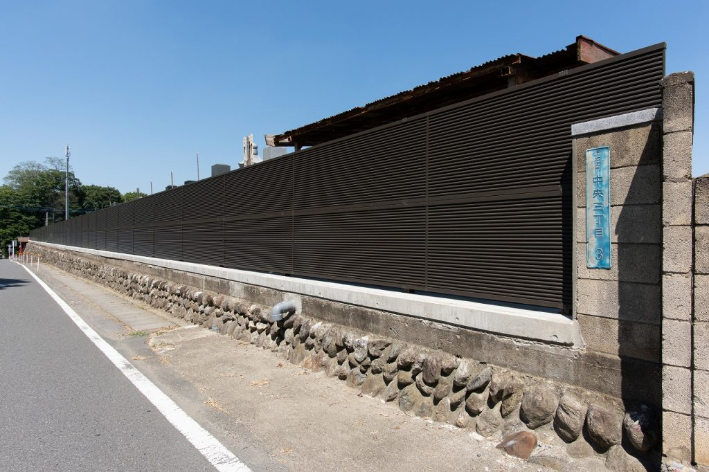 安養院擁壁改修