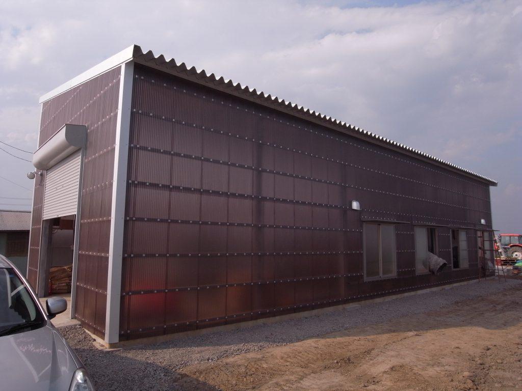 農業用倉庫