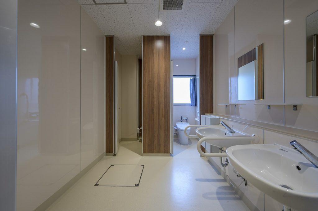 本庄市立藤田小学校トイレ改修工事