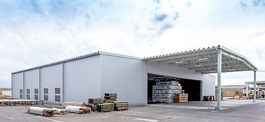 生産・物流施設・倉庫事業