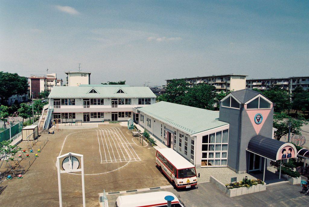 富山学園 第二白百合幼稚園