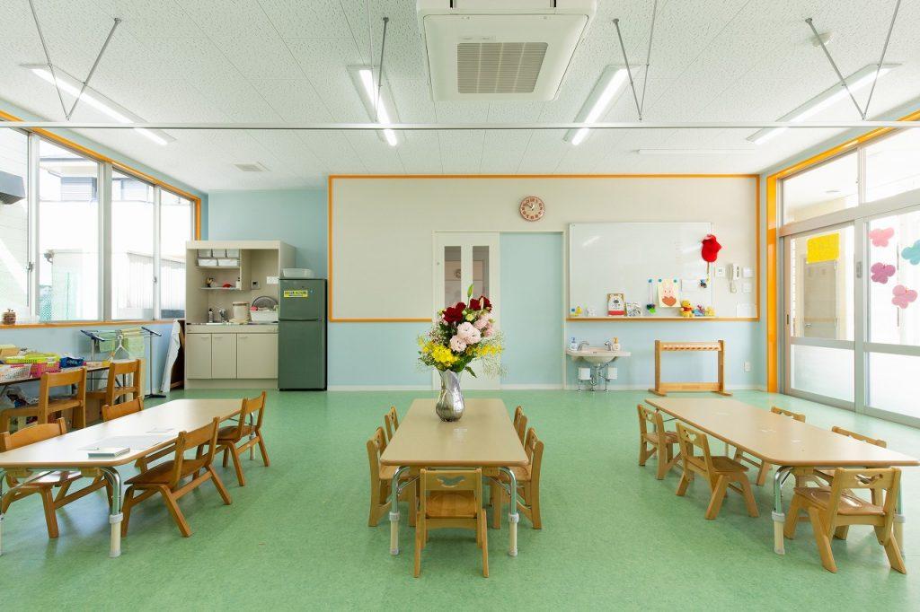岩田学園 本庄東幼稚園 増改築