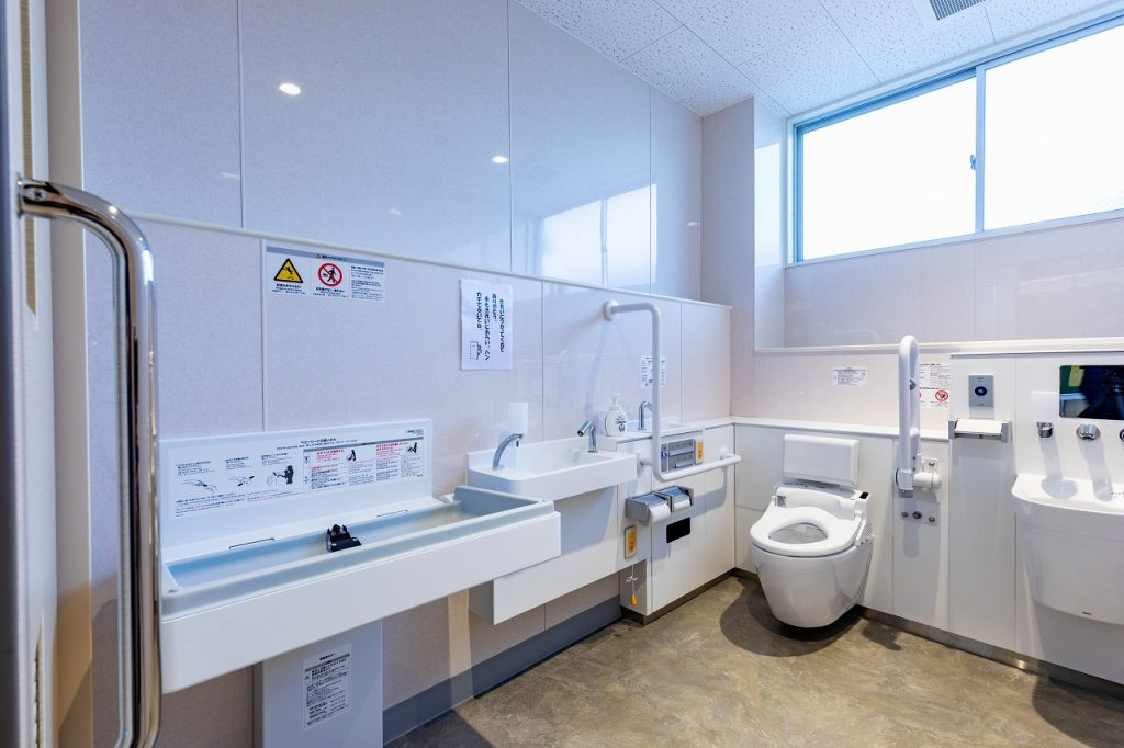 本庄市立共和小学校トイレ改修